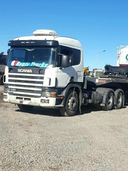 Scania P114 Ga 6x2 330