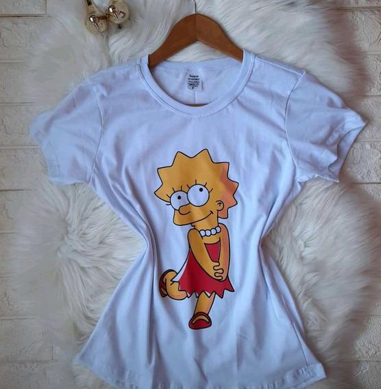 T-shirt Lisa Simpson