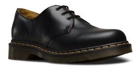Zapato Dr Martens 1461w Negro Smooth 100% Original