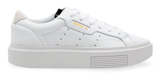 Zapatillas adidas Originals Sleek Super Ef8858 Mujer Ef8858-