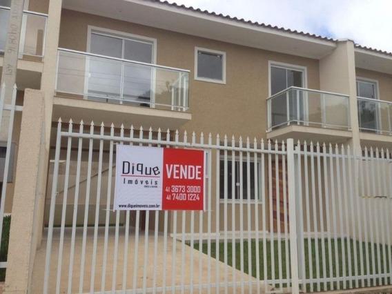 Sobrado Residencial À Venda, Vila São Cristóvão, Piraquara. - So0084 - 32836798