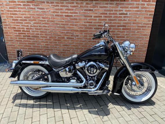Harley Davidson Deluxe 2019 Com 1200km