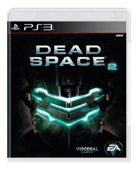 Dead Space 2 Ps3 Greatest Hits Lacrado Novo Midia Fisica