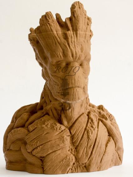 Filamento 3d Wood Madeira Ao 38% #r3d