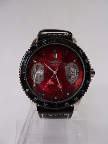 Reloj Winner Automatico Para Caballero Nuevo