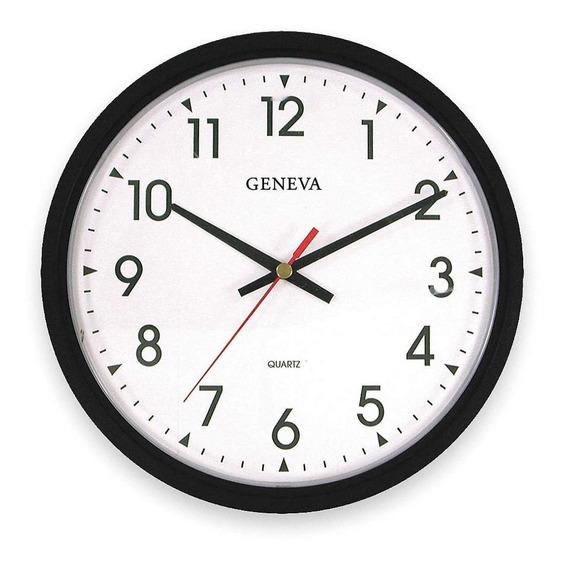 Reloj De Cuarzo Analogo 14 Pulg. Modelo 5h495p..redondo