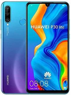 Huawei P30 Lite Azul Tornasol 128gb