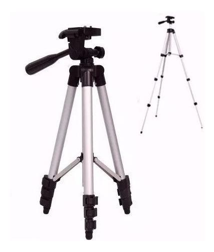 Tripé Camera Universal Fotografico Profissional 1,2m