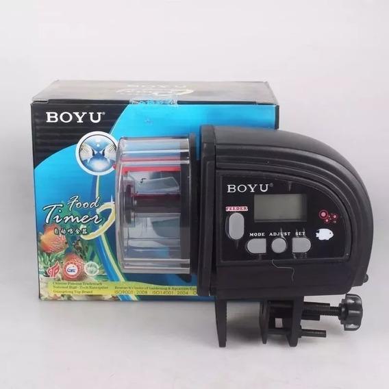 Alimentador Automático Para Peixes Ornamentais Boyu Zw-82