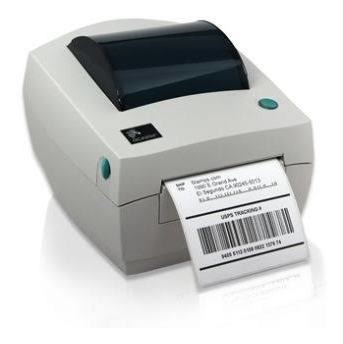 Impressora De Etiquetas E Codigo De Barras Zebra Gc420t