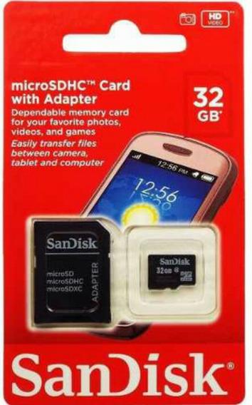 Cartão De Memória Sd 32 Gb