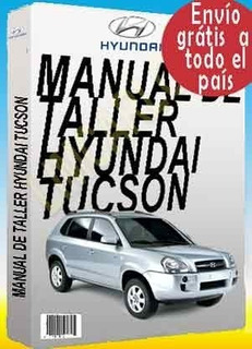 Manual De Taller Servicio Hyundai Tucson 2004-2010 Español