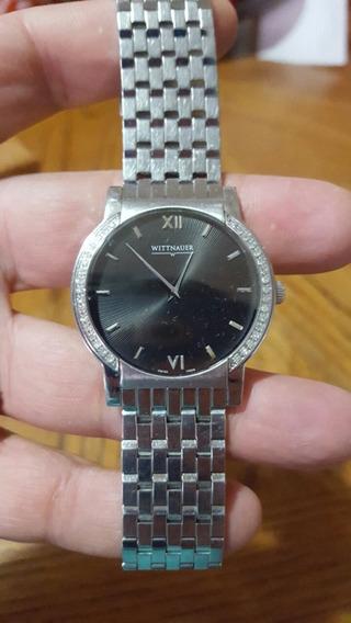 Reloj Witnahuer(original) Con Diamantes 10e06