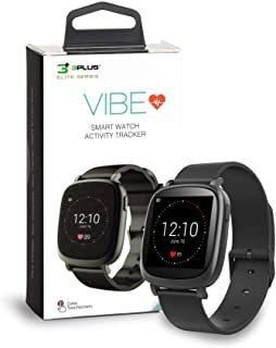 Reloj Inteligente 3plus Vibe Activity Tracker Con Monitor De