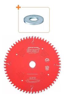 Disco De Serra 250mm 80d Mdf Lp67m002 + Redução 30x16mm(5/8)