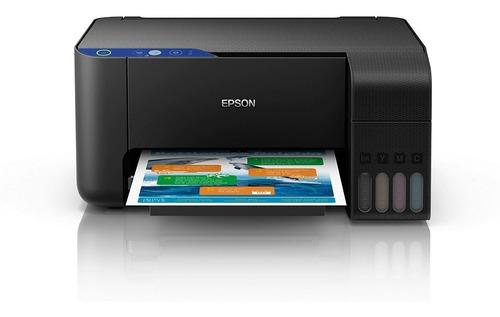 Impresora Epson Multifuncional Ecotank Sistema Continuo