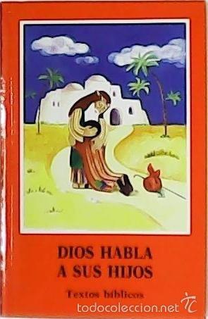 Dios Habla A Sus Hijos. Textos Bíblicos.