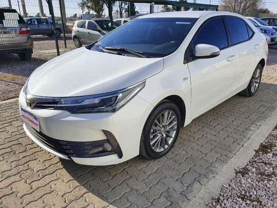 Excelente Toyota Corolla Xei Pack Mt 2017 Financiado