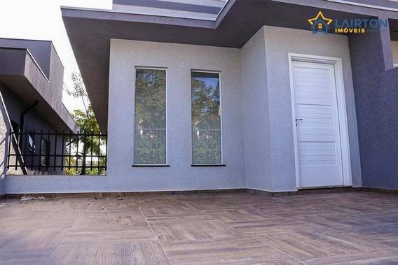 Casa À Venda, 117 M² Por R$ 415.000,00 - Jardim Maristela - Atibaia/sp - Ca1947