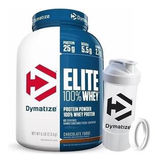 Whey Elite Isolate 2,3kg + Multshaker - Dymatize - Original