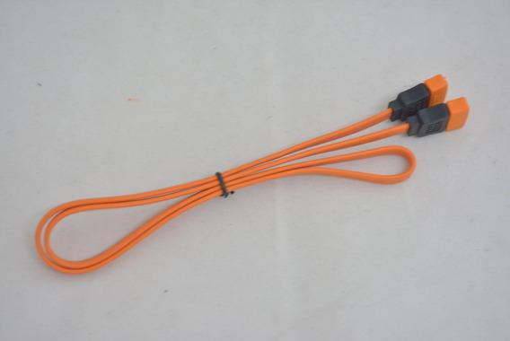 Kit C/ 50 Cabos De Dados Sata 60cm Para Hd / Drives