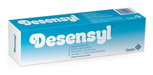 Crema Dental Desensibilizante Desensyl Gador