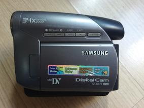 Camera Filmadora Sc-d371 Samsung No Estado Sem Testes