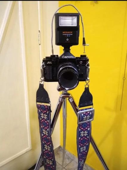 Câmera Cânon A-1