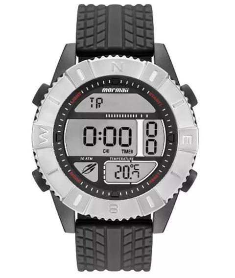 Relógio Mormaii Masculino Digital Cronógrafo Mo5334ac/8p