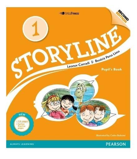 Libro Storyline 1 Pupil