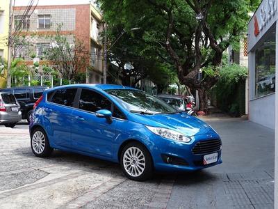New Fiesta Hatch 1.6 16v Titanium Aut. 2014/2015
