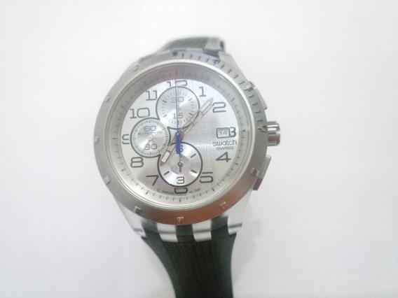 Relógio Swatch Cronografo Automático Revisado Ok