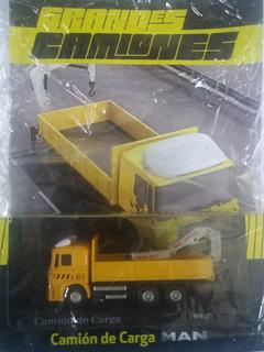 Grandes Camiones, Camión De Carga Man(nuevo Sellado).