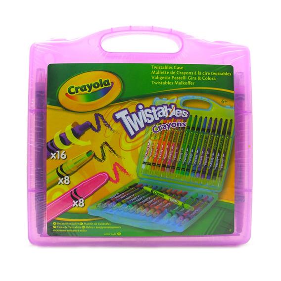 Set Duro Twistables Crayola