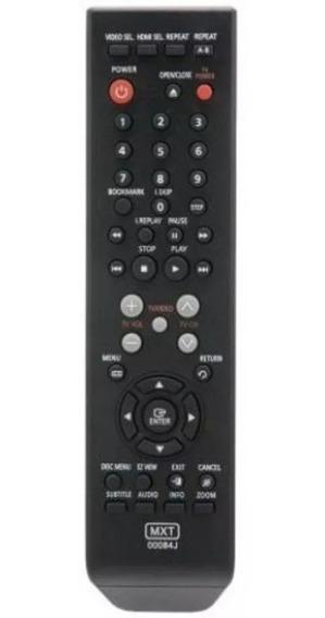 Controle Samsung Dvd 00084j