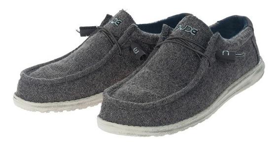 Zonazero Zapatillas Zapatos Hey Dude Wally Wl Hombre