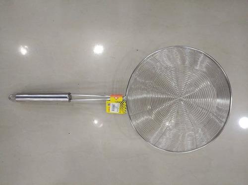 Espumadera Cesta Freidora 20cm Acero Inox