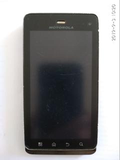 Celular Motorola Milestone 3 P/ Retirar Peças Leia Anúncio