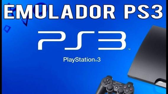 Emuladores Megadrive, Gb Adv, Nitendinho E Sn Para Play 3