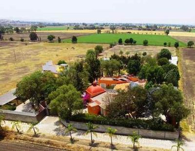 Rancho Hacienda En Venta, Pedro Escobedo, Querétaro
