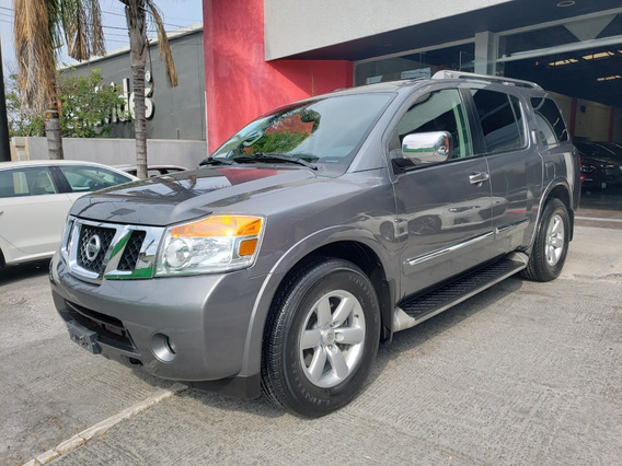 Nissan Armada Advance 2013