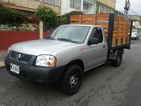 Nissan Frontier Estacas 4x2 Gas Gasolina