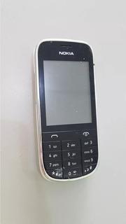 Celular Nokia Asha 202 Para Retirar Peças Os 16826