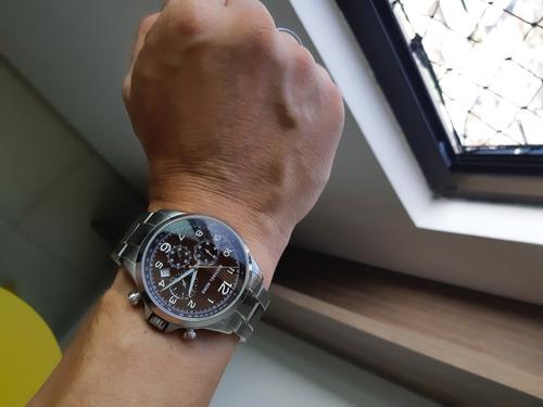 Relógio Michael Kors Masculino Pulseira Em Aço