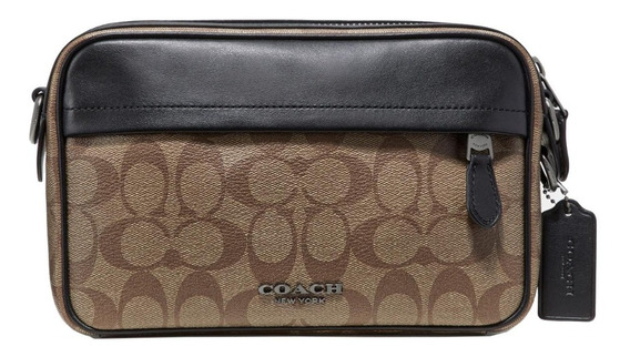 Bolso Coach Crossbody Graham F50715 - Miel