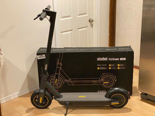 Segway Ninebot Max Portable Electric , Scooter