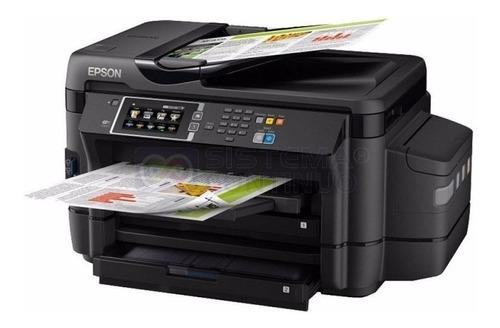 Impresora Multifuncion Epson L1455 Con Sistema Continuo A3+