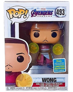 Funko Pop Avengers Endgame 493 Wong Original Magic4ever