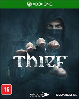 Thief Xbox One Usado Original Midia Fisica