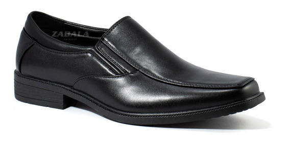 Zapato Hombre Vestir Urbano Massimo Chiesa Eco Cuero